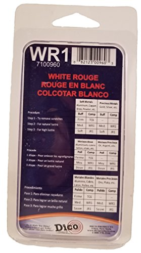 Compound Wht Rouge Sm Clamshl