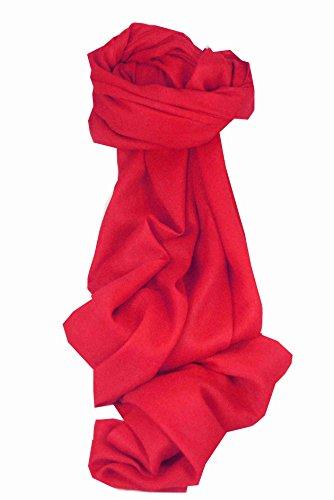 etole-en-cachemire-fin-motif-karakoram-birds-eye-weave-scarlet-approprie-pour-hommes-et-femmes-par-p
