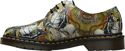 76bdf7d04e9 ... Dr. Martens 1461 Noir Fl Cascade Split Noir 3 Trous Chaussures D hiver  21.765 ...