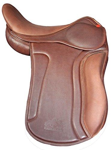 karlslund-s-sella-con-lungo-kneeblocks-marrone-16-44-cm-73-gradi