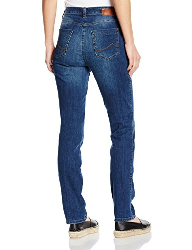 BRAX Damen Slim Jeanshose 70-3000,  MARY Blau (USED REGULAR BLUE 25)