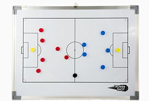 Taktikboard - Magnettafel inklusive Zubehör (60 x 45 cm) POWERSHOT®