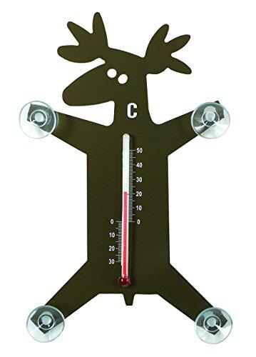 Thermometer ELCH Pluto Produkter Sweden Fensterthermometer innen & außen