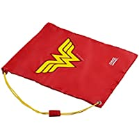 Zoggs Junior Lightweight Batman Superman Wonder Woman Printed Rucksack Swim Bag