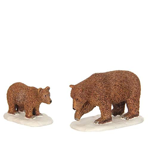 Luville - Bear and cub 2 Pieces