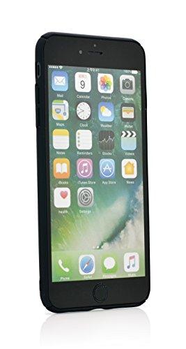 iProtect Schutzhülle Princess Apple iPhone 7 Plus, iPhone 8 Plus Hardcase schwarz Princess Schwarz