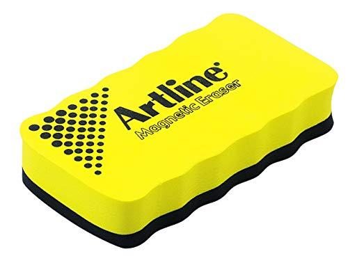 Artline Whiteboard-Schwamm, magnetisch, Gelb
