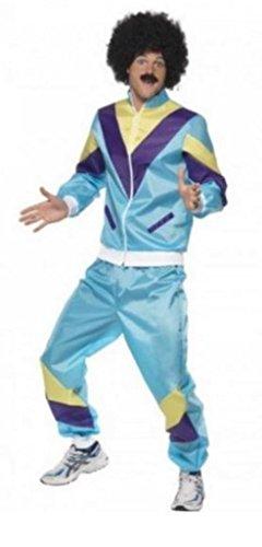 New Kids Jogginganzug Prolet Asi Vokohila 80 er Karneval Kostüm M L XL, Kleidergr. Herren:XL