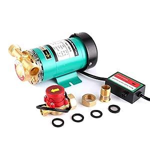 SHYLIYU Bombas de agua automáticas Booster Pump 230V / 50Hz Bombas de agua que circulan
