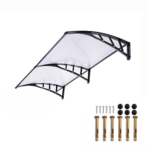 door-canopy-awning-190985cm-back-window-rain-snow-shelter-front-porch-outdoor-shade-patio-roof-cover