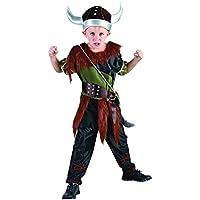 Disfraz de niño de Vikingo Nórdico. 10 - 13 años