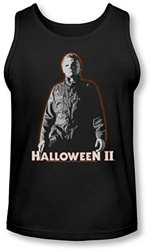 Halloween II - Halloween II - Herren Michael Myers Tank-Top Black