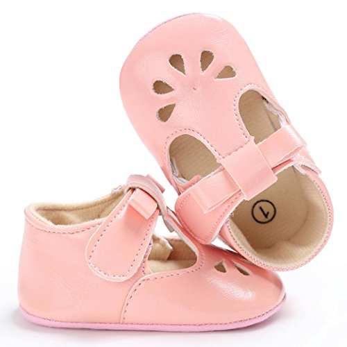 Igemy Jungen Krippe Anti Neugeborene Kinder Schuhe Säugling Sandalen Rosa Kleinkind Baby Mädchen 1paar Sohle rutsch Weiche pCqwrXpH