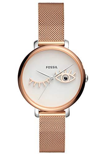 Montre FOSSIL en Acier Rose - Femme - Taille Unique