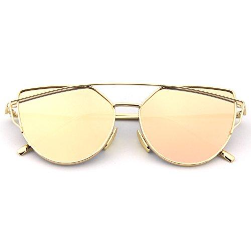 Sonnenbrille, modisch