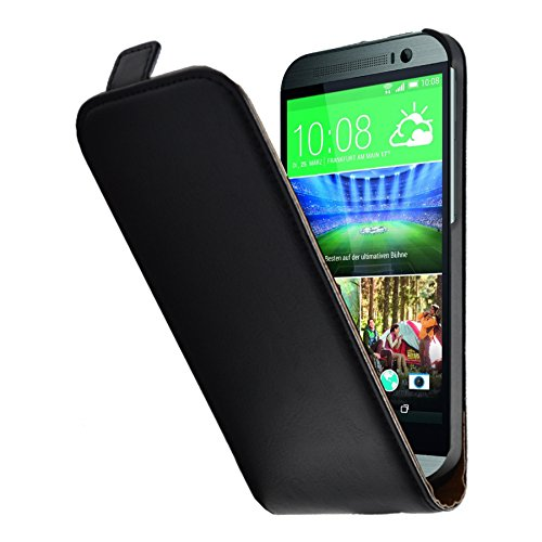 Slabo Flip Case Cover für HTC One (M8) -