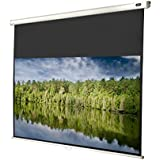 """Celexon 91"""" Manual Economy 79 X 45 Inches Viewing Area 