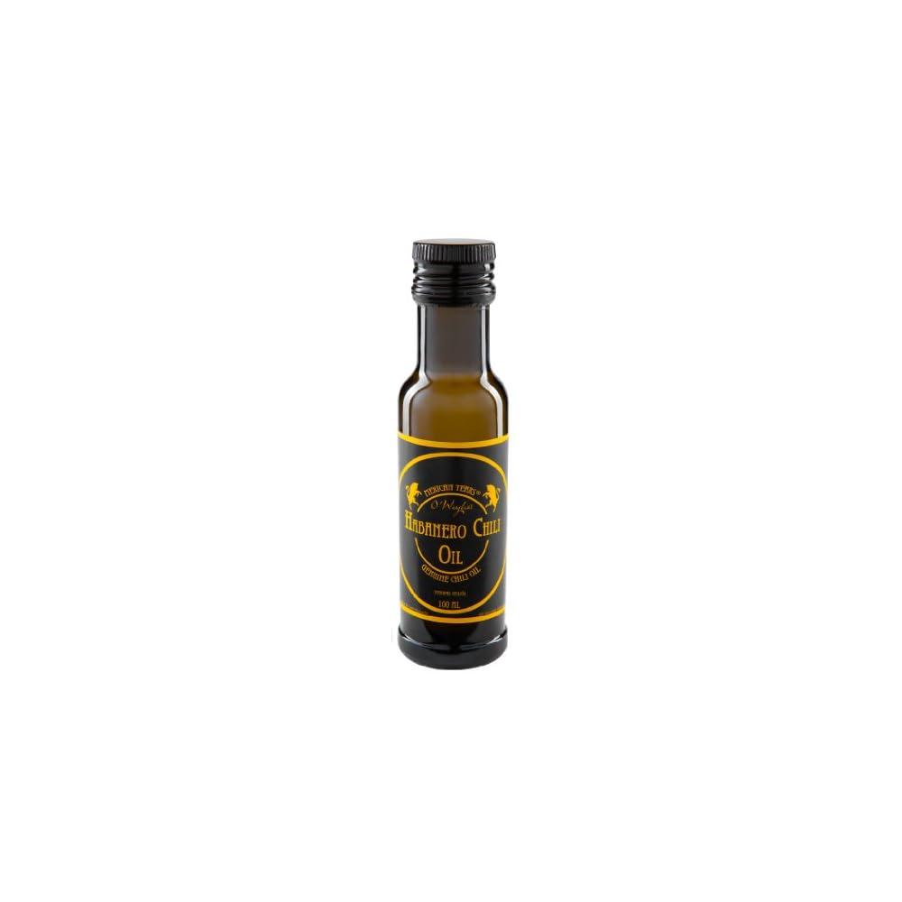 Mexican Tears Habanero Chili Oil Scharfes Chili L Aus Habanero Chilis Und Hochwertigem Distell 100ml Chilil