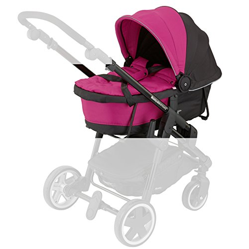 KIDDY CARRYCOT CLICKŽN MOVE 3 CARRYCOT 052 PINK