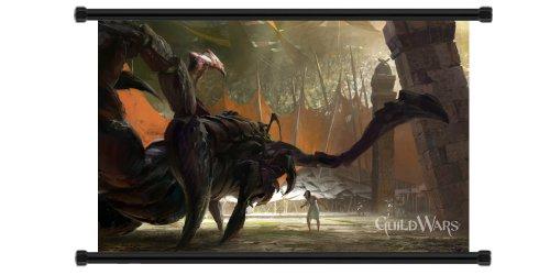 Wandposter/Rollposter Guild Wars, 81 x 51 cm