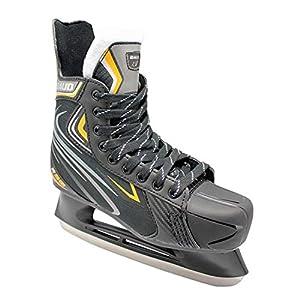 Insun Unisex Erwachsene Kinder Eishockey Schlittschuhe Ice Schlittschuh Eislaufschuhe