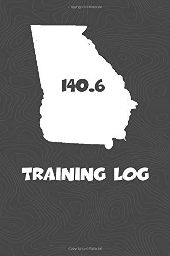 Training Log: Georgia Training Log for tracking and monitoring your training and progress towards your fitness goals. A great triathlon resource for ... bikers  will love this way to track goals! por KwG Creates