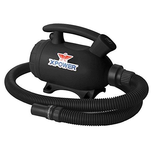 Xpower A 1000 Watt, E-Air Duster & Vakuum