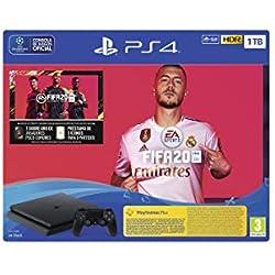PlayStation 4 (PS4) Consola de 1TB + FIFA 20 + Sony ...