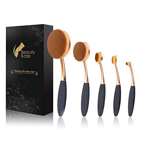 Beautykate ovale Pinceaux de maquillage