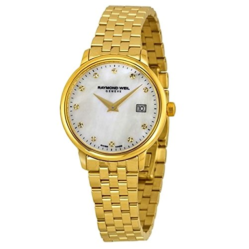 Women's wristwatch - Raymond Weil 5988-P-97081