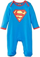 Super Baby Boy's Sleepsuit