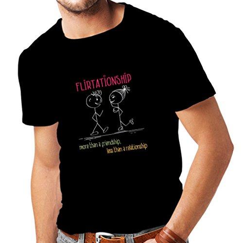 T shirts for men Flirtationship
