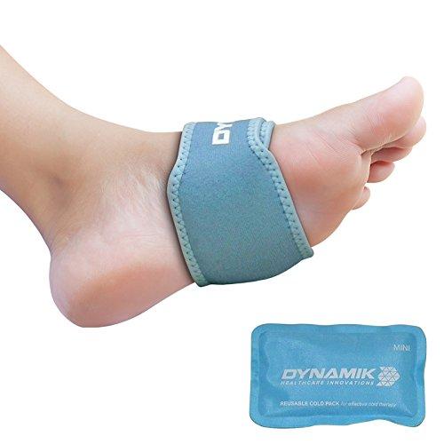 Dynamik Products - Mini-Kalt-Kompresse für Hand, Fuß, Handgelenk, Plantarfasziitis - für Schmerzlinderung & zum Abschwellen