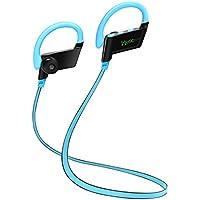 KELODO S808 auriculares Bluetooth Auriculares inalámbricos Auriculares deportivos Cancelación de ruido auriculares de bajo pesado estéreo