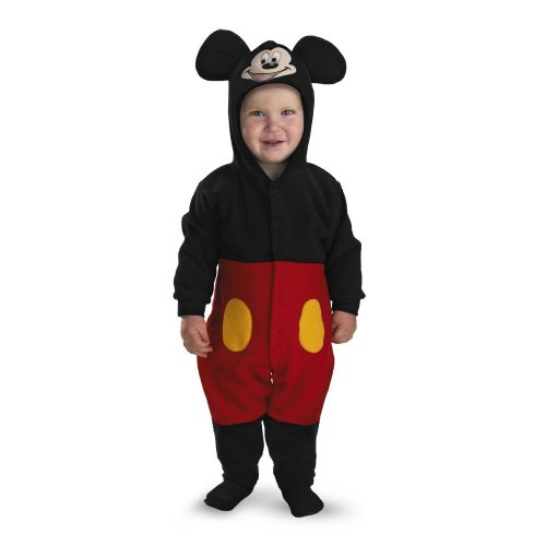 Disguise Inc 18478 Mickey Mouse Baby-Kleinkind-Kost-m Gr--e Infant-Toddler