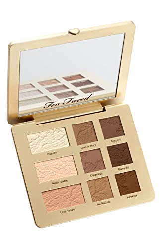 Too Faced Natural Matte Matte Neutral Eye Shadow Collection