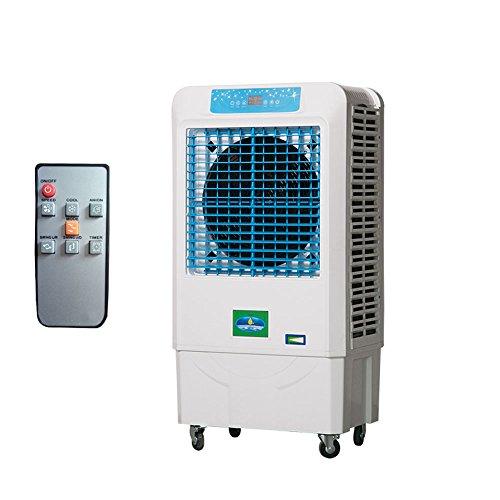 Preisvergleich Produktbild FANS MAZHONG Mobile Kühlventilator Umweltfreundlich Wassergekühlte Klimaanlage Mobile Verdunstungskühlung Internet Cafe Shop Factory
