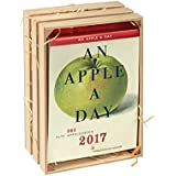 An Apple a Day Kalender 2017: 365 alte Apfelsorten