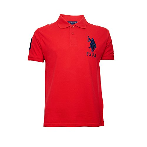 uspolo-assn-mens-polo-shirt-large-red