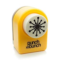 Punch Bunch Medium Punch-Big Sky Flake
