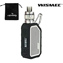 Kit WISMEC Active Bluetooth Music TC 2100mAh Batería 2ml Amor NS Plus Atomizer con innovador altavoz
