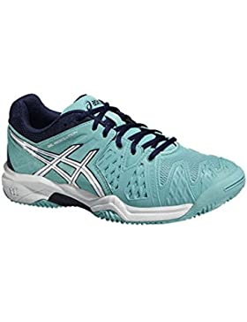 ASICS GEL RESOLUTION 6 CLAY POOL BLUE C501Y 3901