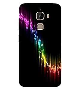 ColourCraft Printed Design Back Case Cover for LeEco Le 2