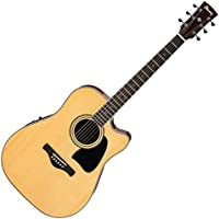 Ibanez AW70ECE-NT Guitare Electro-acoustique Naturel