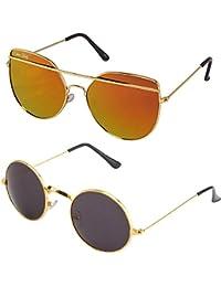 dd1e8cc9d65a Silver Kartz Premium look exclusive sunglasses combo collection cm390
