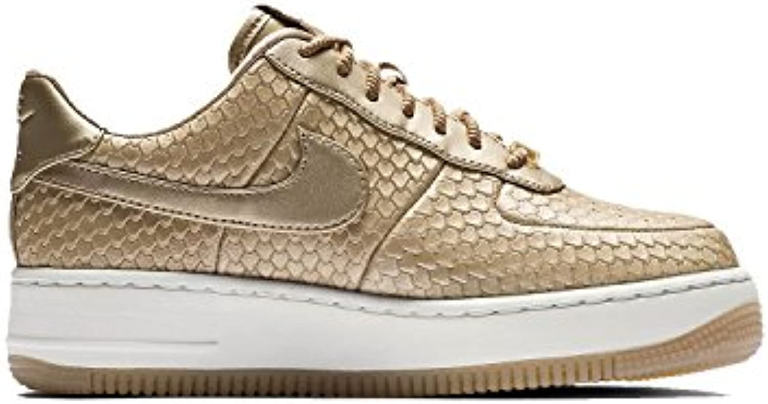 NIKE NIKE917590-900 Air Force 1 Upstep PRM PRM PRM - 917590-900 - Blanc (Summit White) - pour Femme FemmeB07C4JVPW8Parent 612155
