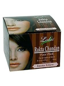 Lala's Rakta Chandan Instant Glow (50 Gram)