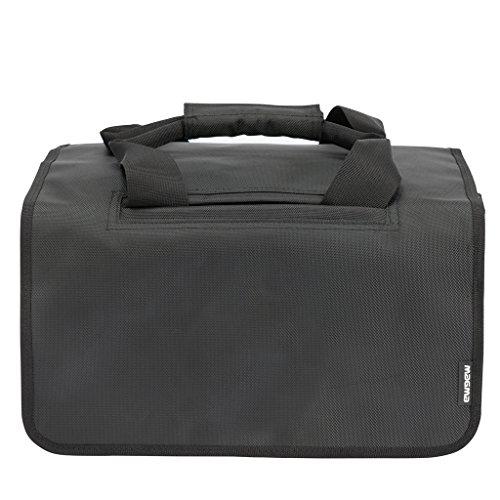 Magma 4301345Record Bag, schwarz