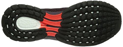 adidas Performance Response Boost Herren Laufschuhe Mehrfarbig (Rich Red F14/Black 1/Running White Ftw)