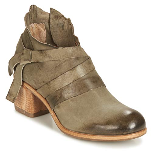 AS98 | Airstep | Ankle Boot - grau | Militare, Farbe:grau, Größe:37